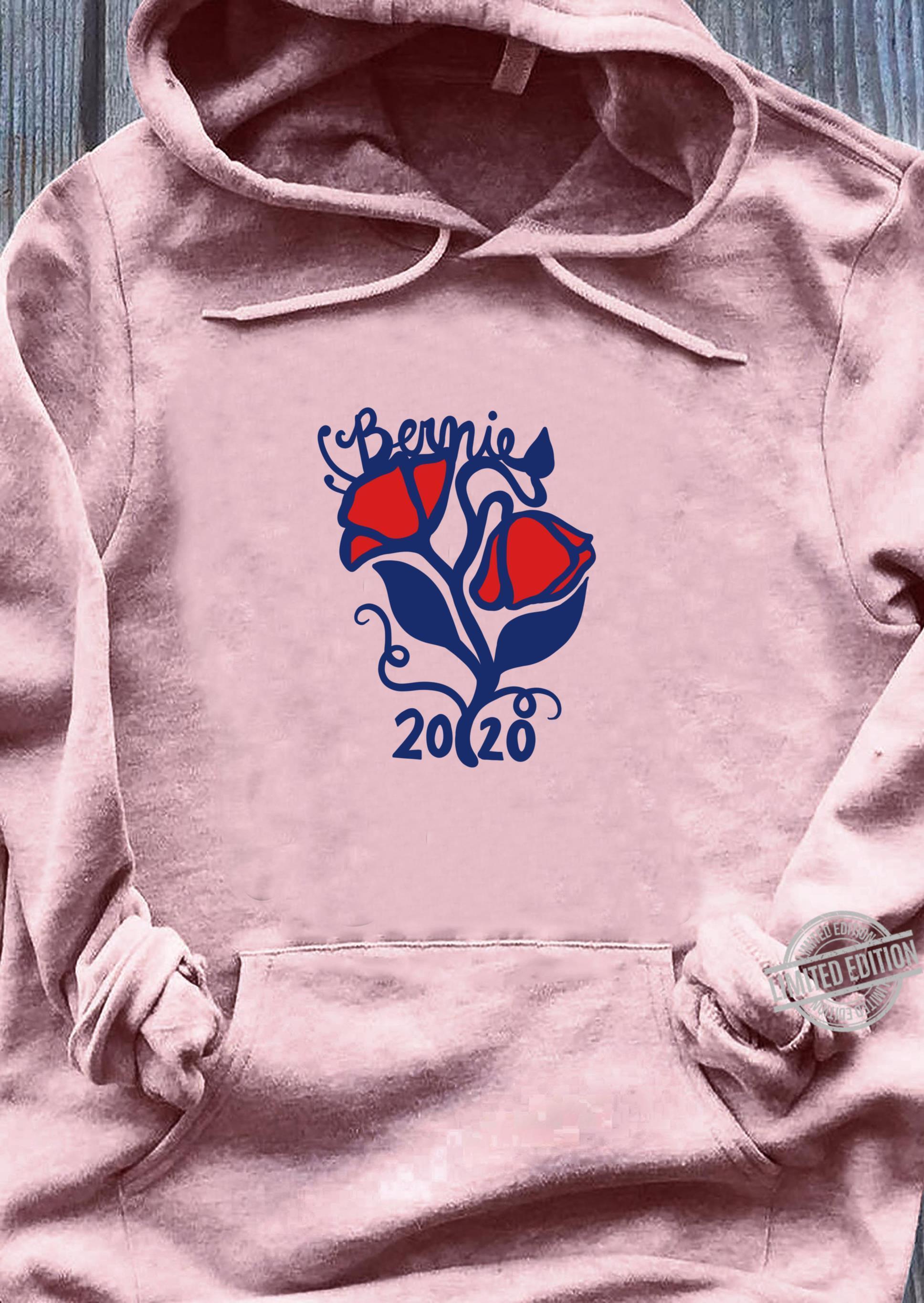 Bernie 2020 retro Bernie Sanders for president bernie 2020 Shirt ladies tee
