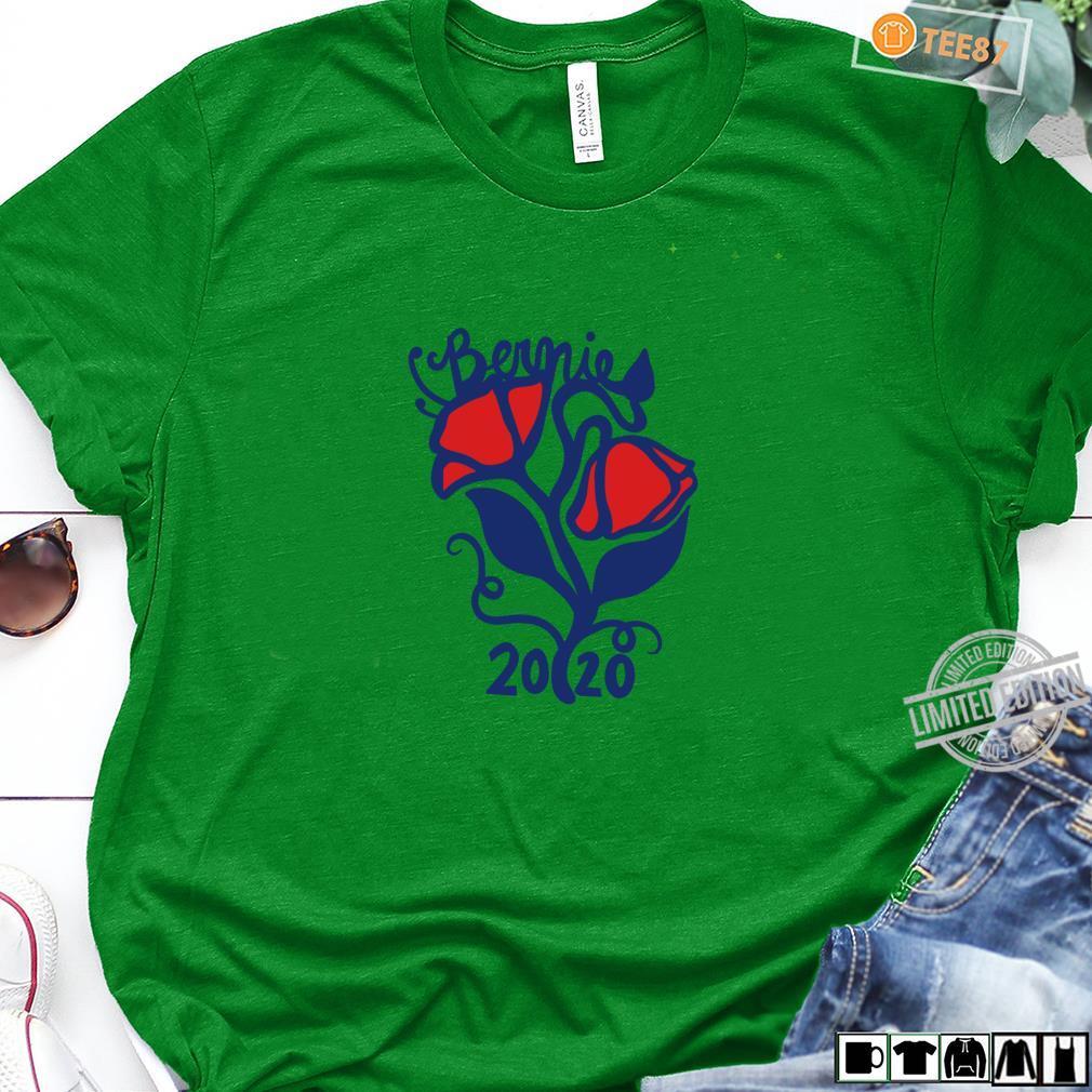 Bernie 2020 retro Bernie Sanders for president bernie 2020 Shirt long sleeved