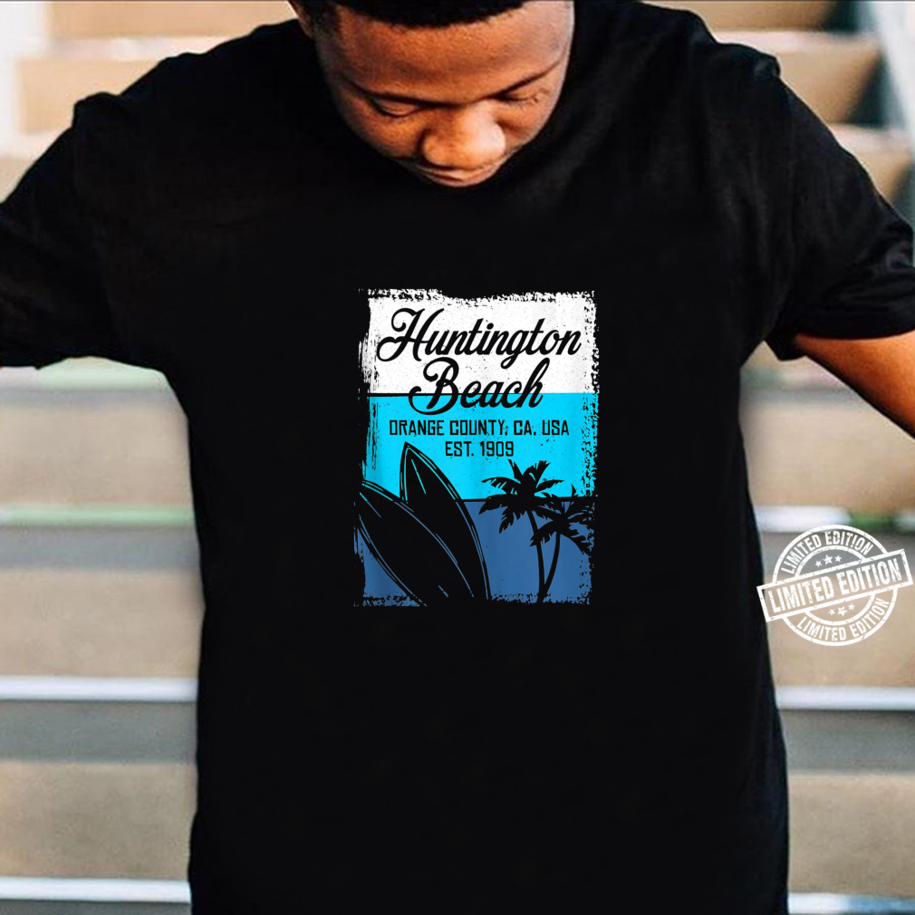 Cool Huntington Beach 2019 Surfing Competitions Shirt