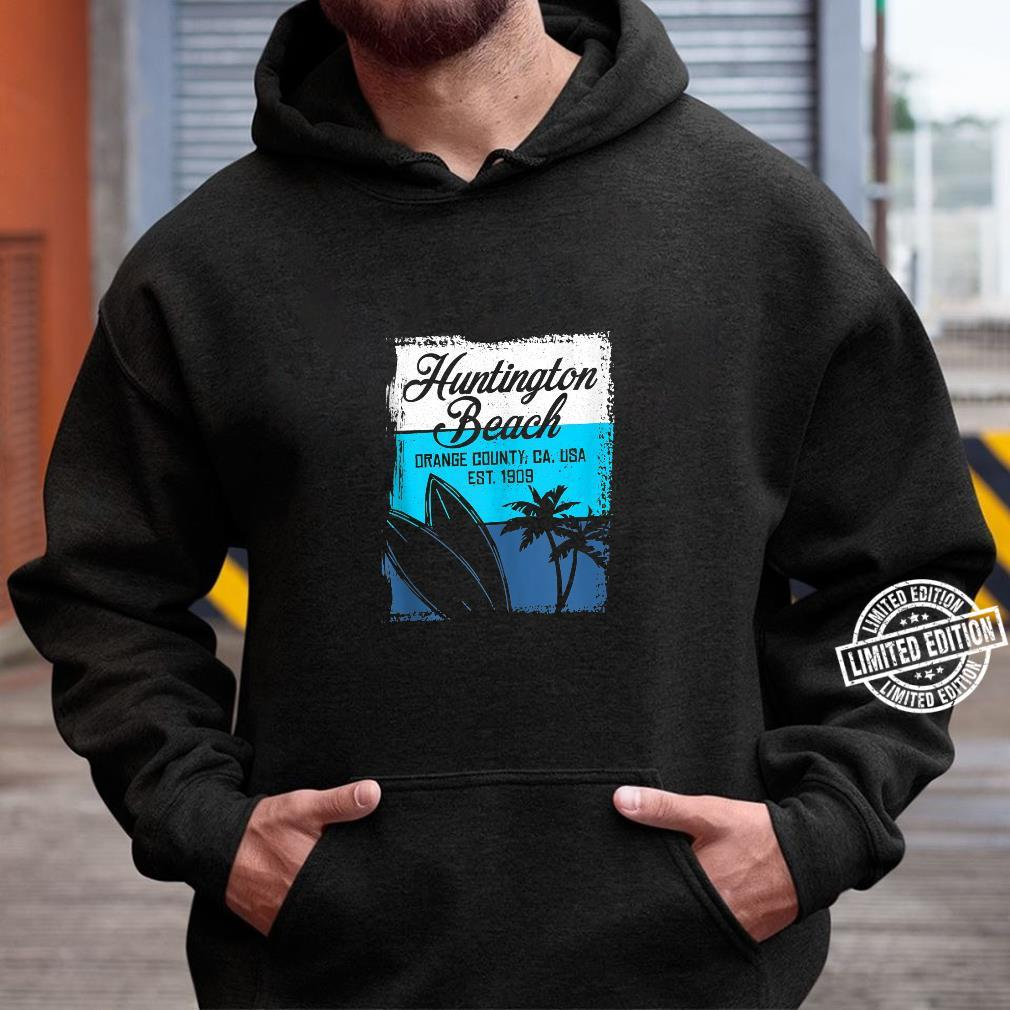 Cool Huntington Beach 2019 Surfing Competitions Shirt hoodie