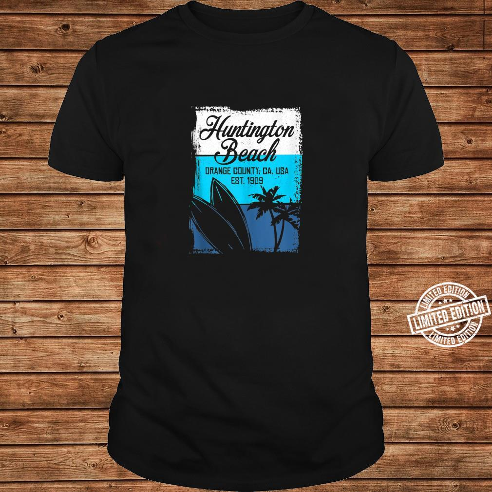 Cool Huntington Beach 2019 Surfing Competitions Shirt long sleeved