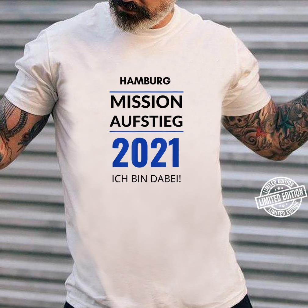 Hamburg Mission Aufstieg 2021 Ich Bin Dabei Fanartikel Shirt long sleeved