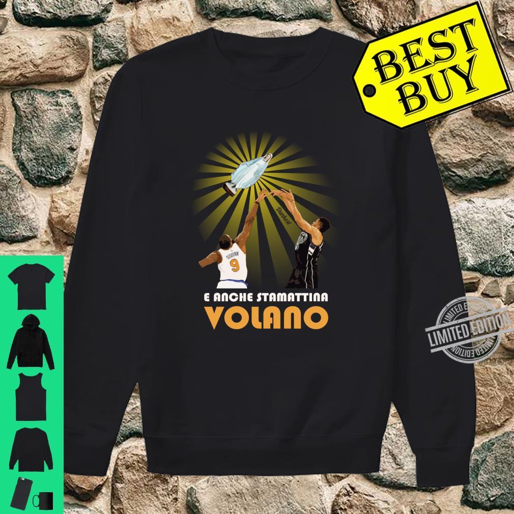 Maglia Dunkest - E anche stamattina volano shirt sweater