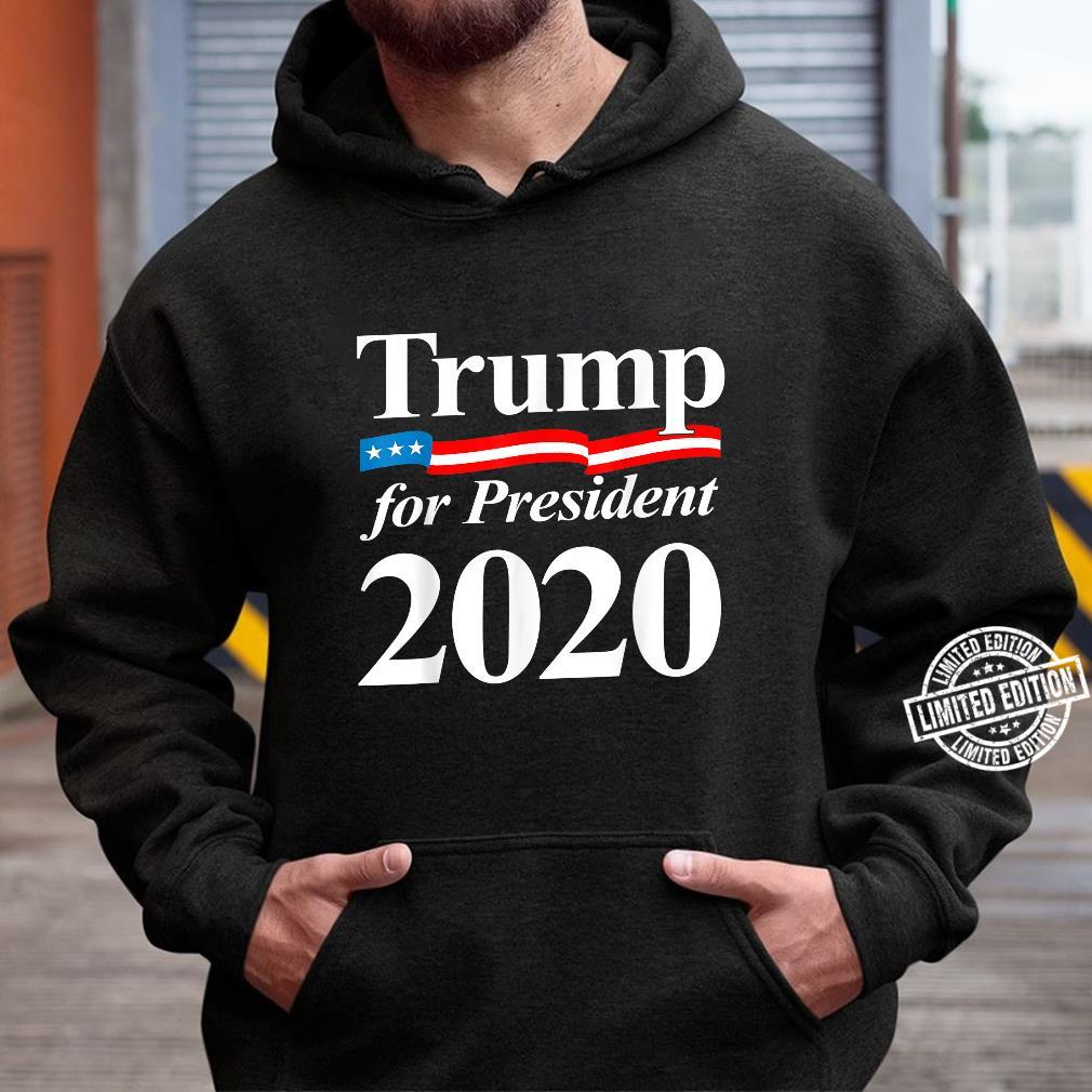 Trump 2020 Vote Election Campaign Shirt hoodie