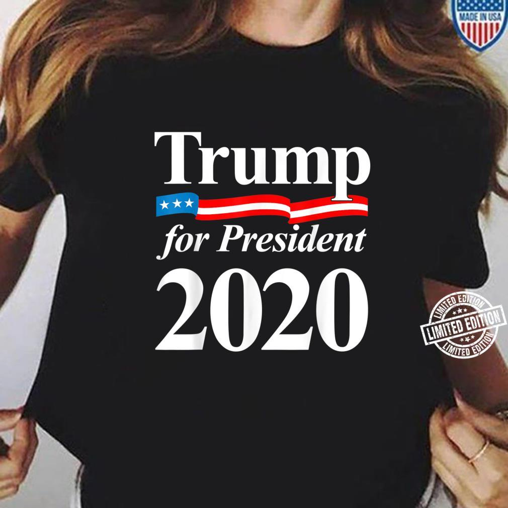 Trump 2020 Vote Election Campaign Shirt long sleeved